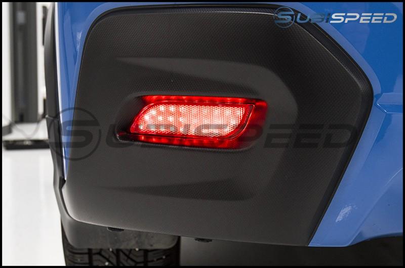 GCS LED Rear Fog / Brake Light Reflector