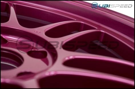Enkei RPF1 Wheels 18x9.5 +38mm Magenta - 2015+ WRX / 2015+ STI