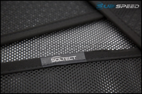 3D Maxpider Soltect Custom Fit Window Sun Shades - 2014+ Forester