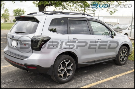 OLM Rain Guard Deflector Kit - 2014-2018 Forester