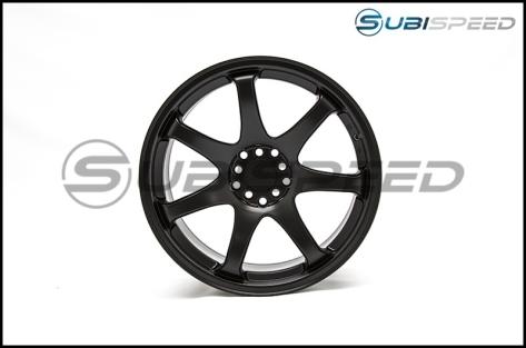XXR 551 Wheels 18X8.75 +36MM (Flat Black) - 2015+ WRX / 2015+ STI / 2013+ FR-S / BRZ / 86 / 2014-2018 Forester
