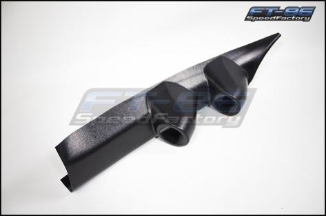 Rexpeed 52mm Dual Gauge Pod (A Pillar Mount) - 2013+ FR-S / BRZ / 86
