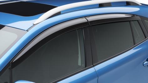 Subaru Rain Guard Deflector Kit - 2017+ Impreza
