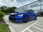 Sticker Fab V2 Black Out Headlight and Sidemarker Overlays - 2015-2020 WRX & STI