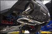 Invidia Gemini (R400) Dual Tip Exhaust - 2013+ BRZ
