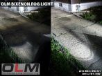 OLM Low Beam Projector Fog Lights