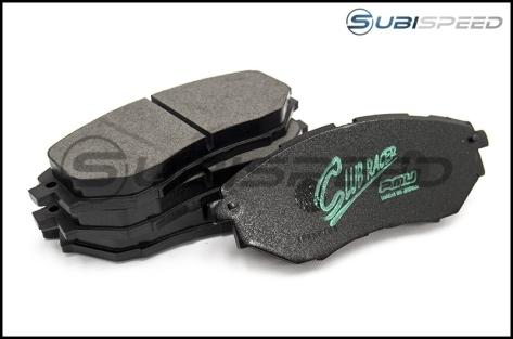 Project Mu Club Racer Brake Pads (Front / Rear) - 2013+ FR-S / BRZ