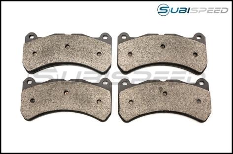 Carbotech AX6 Brake Pads - 18+ STI - 2018+ STI
