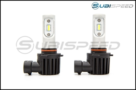 OLM First Strike Plug and Play DRL Bulbs - 15+ WRX / 15-17 STI / 14-18 Forester / 13-17 Crosstrek