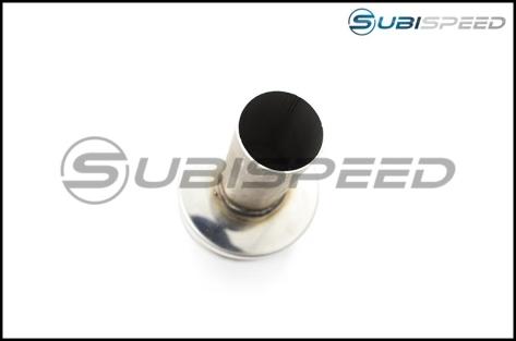 Invidia Full Titanium Single Exit Cat Back Exhaust (Burnt Tip) - 2013+ BRZ