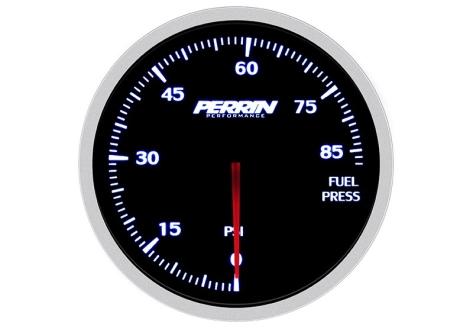 Perrin Performance 60mm Fuel Pressure Gauge