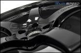Rays Gram Lights 57CR Gloss Black 17x9 +38 - 2013+ FR-S / BRZ / 86 / 2014+ Forester