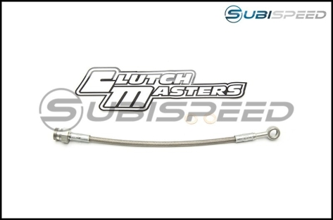 Clutch Masters Stainless Braided Clutch Line