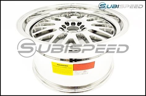 XXR 531 Wheels 18x9.5 +35mm (Platinum) - 2015+ WRX / 2015+ STI / 2013+ FR-S / BRZ / 2014+ Forester /  86
