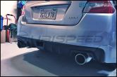 Fujitsubo Authorize S Axle Back Exhaust - 2013+ FR-S / BRZ /86