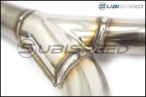 HKS S4 Super Turbo Cat Back Exhaust System - 2015+ WRX