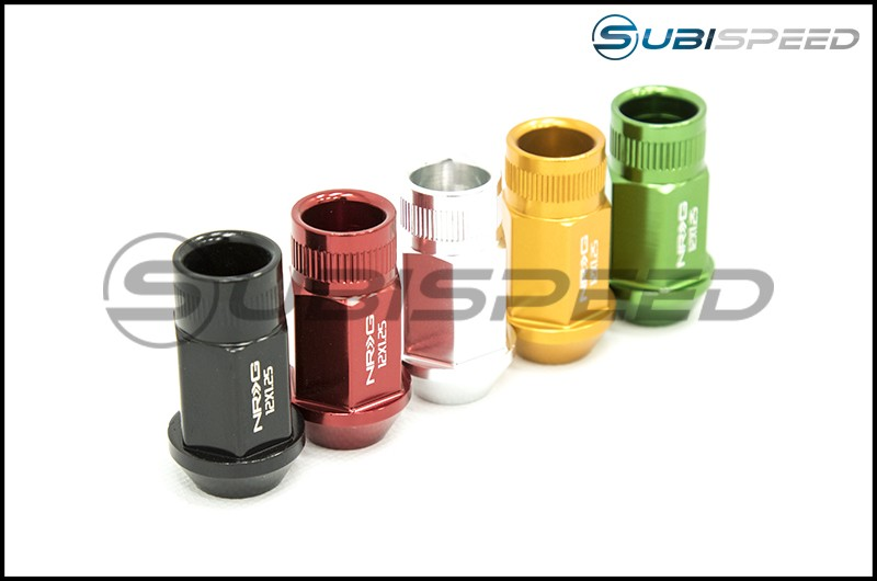 NRG 100 Series Open Ended Lug Nuts