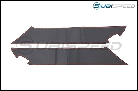 OLM Leather Look Kick Guard Protection Set - 2013+ FR-S / BRZ / 86