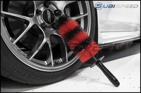Chemical Guys Show Car Wheel and Rim Detailing Brush - Universal