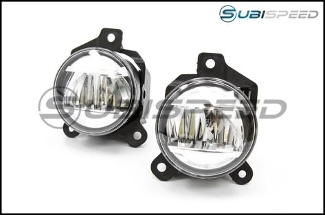 Subaru OEM LED Fog Light Kit - 2017+ BRZ