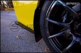 OLM CS Style Carbon Fiber Rear Spats - 2015-2020 WRX / 2015-2020 ST