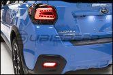 OLM LED Rear Fog / Brake / Turn Signal Light Reflector - 2013-2017 Crosstrek