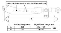 RS*R Lower Control Arms (Rear) - 2015+ WRX / 2015+ STI / 2013+ FR-S / BRZ