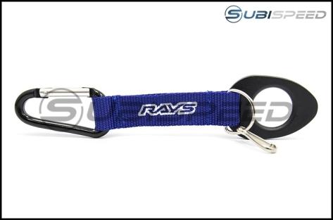 Rays bottle & Key Holder-Blue