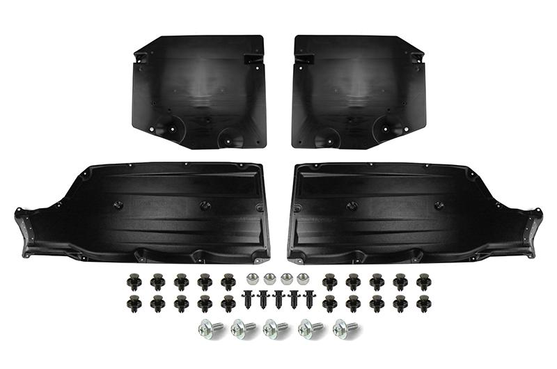 Subaru OEM Aero Underpanel Kit