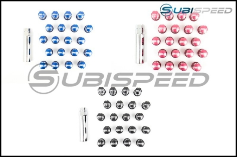 SSR Competition GT Forged Lug Nuts