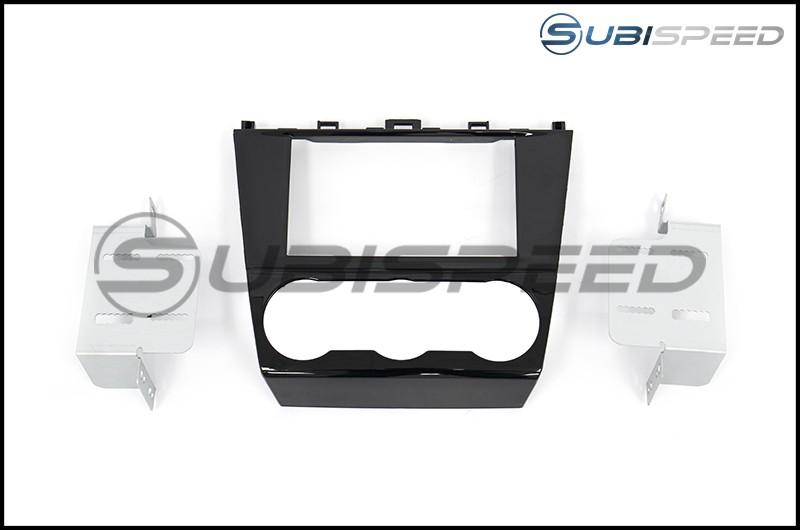 Scosche Double Din Mounting Kit and Bezel - 2015-2021 Subaru WRX / STI