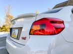 Sticker Fab Special Edition Dark Galaxy Tail Light Overlays - 2015-2021 Subaru WRX & STI