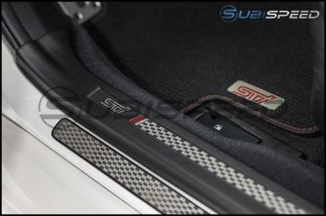 Subaru 2018 JDM STI Doors Sills - 2015+ STI
