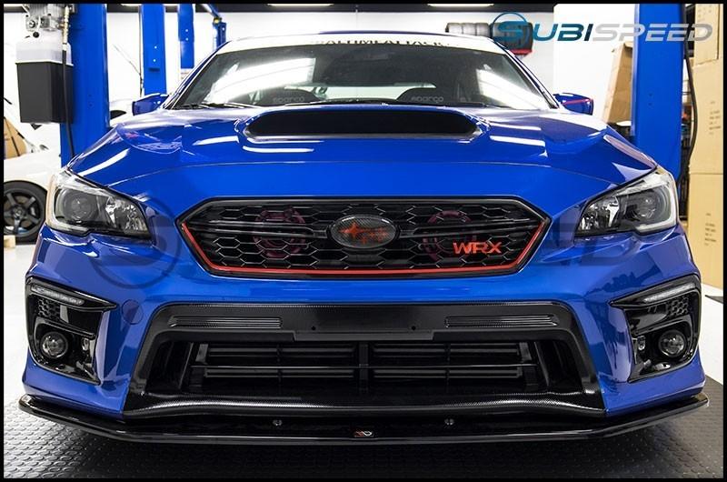 JDMS Front and Rear Carbon Fiber Frameless Emblem Set