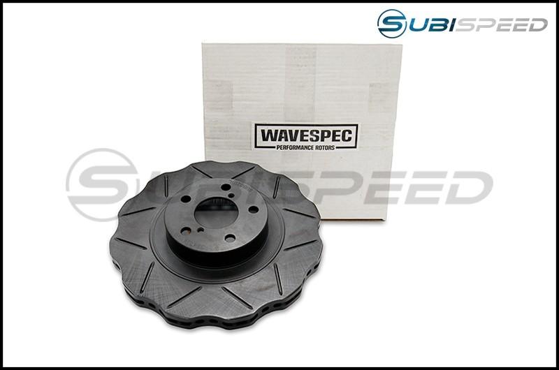 WaveSpec Black Line Rotors - 2013+ FR-S / BRZ / 86