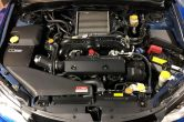 COBB Tuning Air Oil Separator Black/Red - 2015+ STI