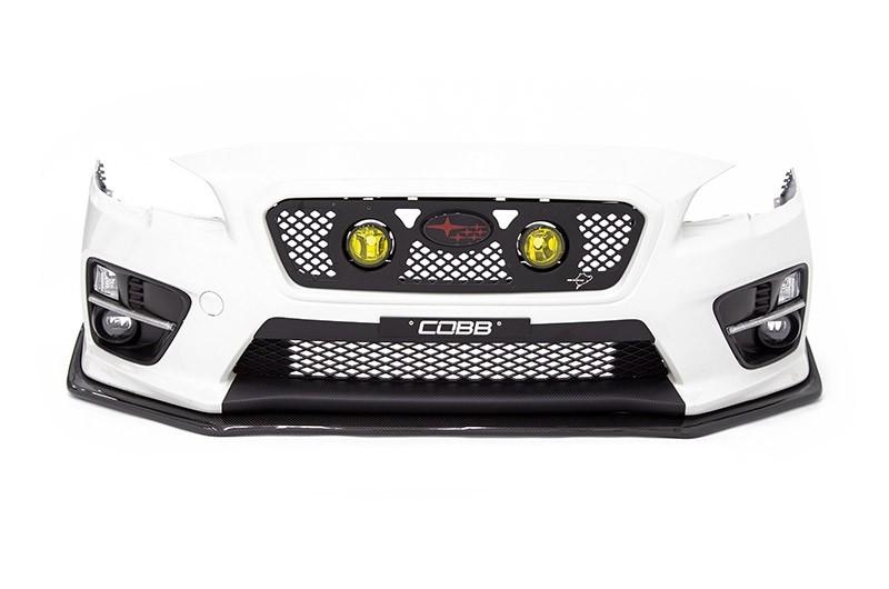 OLM S207 Style Carbon Fiber Front Lip