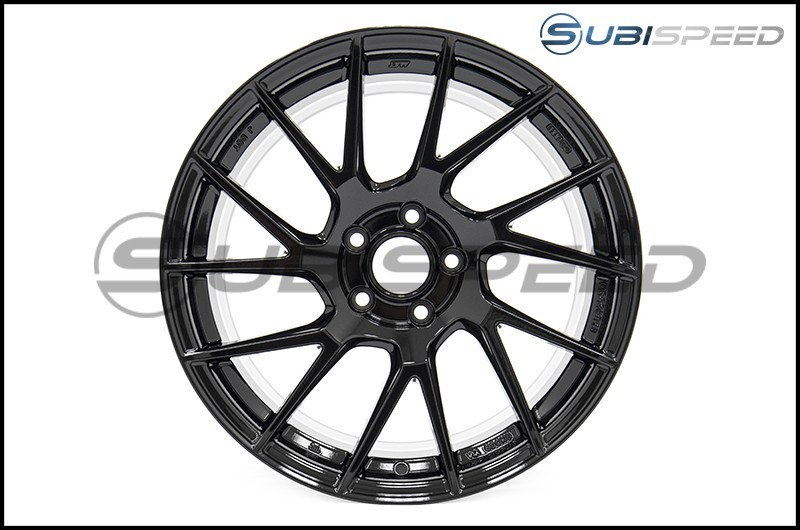 Enkei TM7 Gloss Black 18x9.5 +38mm - 2015+ WRX / 2015+ STI