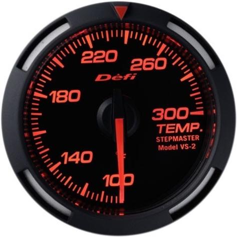 Defi 52mm Racer Series Gauges (Water or Oil Temperature)