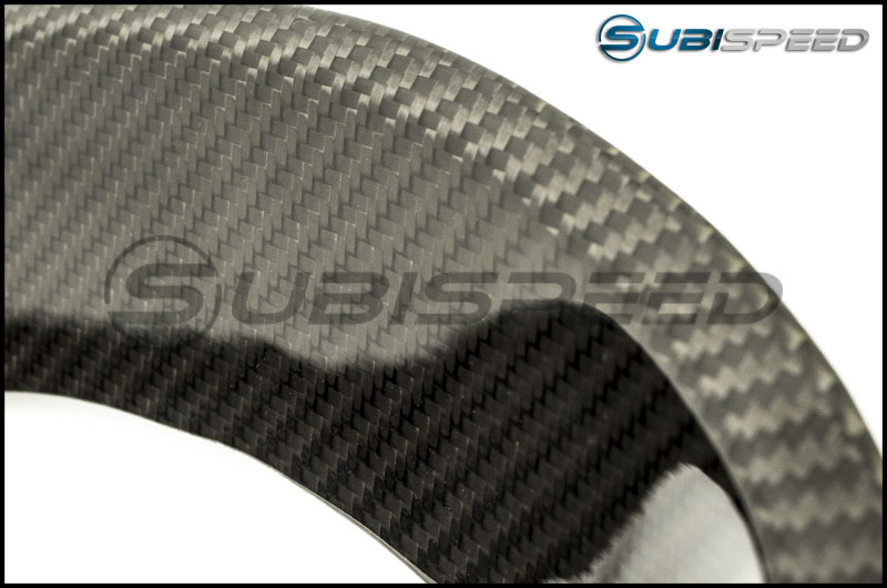 OLM LE Dry Carbon Fiber Speedometer Cluster Trim Cover