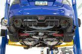 OLM A1 Style Carbon Fiber Rear Diffuser - 2015-2020 Subaru WRX & STI