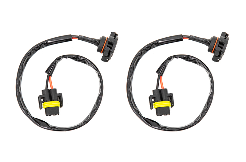 OLM PSX24W to H11 Adapters (BRZ / Crosstrek)