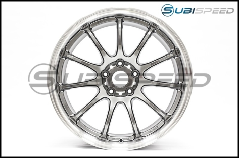 Work Emotion 11R 18x9.5 +38mm GT Silver