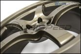Rays Gram Lights 57CR Subispeed Exclusive FF Gold 18x9.5 +38 - 2015+ WRX / 2015+ STI