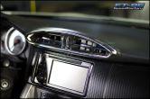 Anodized Aluminum A/C Vent Trim - 2013+ FR-S / BRZ / 86