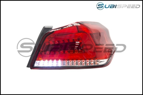 SubiSpeed USDM TR Style Sequential Tail Lights