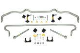 Whiteline Front and Rear Sway Bar Kit w/Endlinks - 2015-2021 Subaru WRX