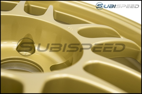 Enkei RPF1 Wheels 18x8.5 +40mm (Gold) - 2015+ WRX / 2015+ STI