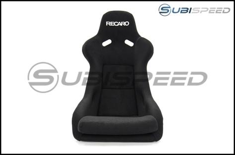 Recaro Pole Position N.G. Velour Black White Logo - Universal