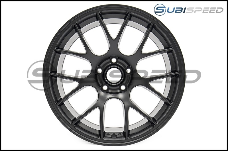Apex Race Parts EC-7 Satin Black 18x9.5 +38mm